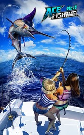 Download Ace Fishing: Wild Catch 4 5 0 Apk + Mod for Android (Latest