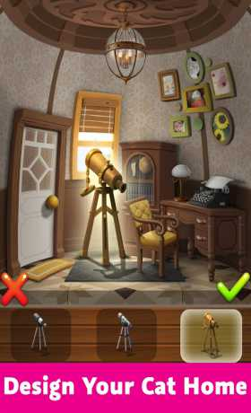 Download Cat Home Design Decorate Cute Magic Kitty Mansion