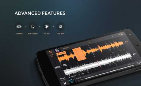 Download edjing PRO & Music DJ mixer 1 5 4 Apk for Android