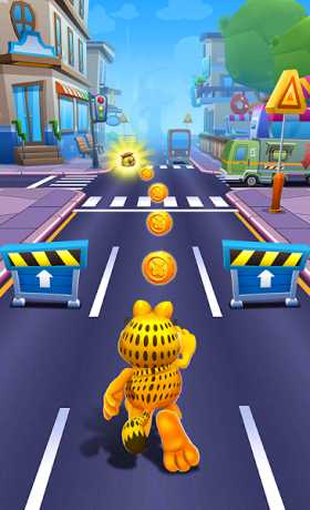 Download Garfield Rush 3 1 2 Apk Mod Unlimited Money For Android Latest Version