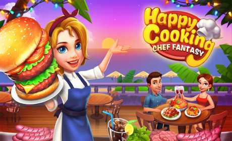 Download Happy Cooking: Chef Fever 1 1 4 Apk + Mod (Free