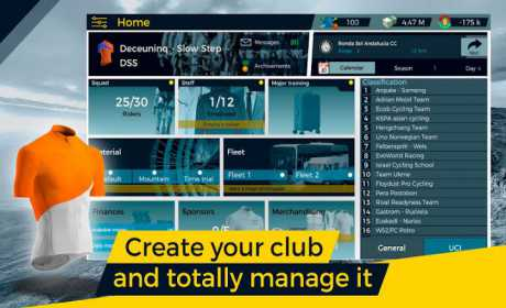 Scarica Live Cycling Manager 2 2 0 Apk + Data per Android
