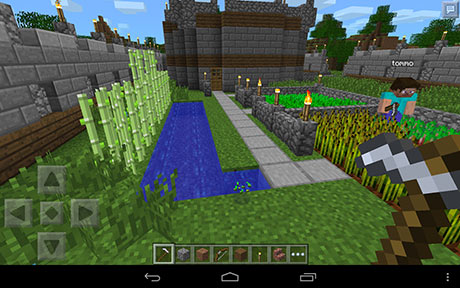 descargar minecraft android full apk