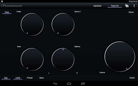 Download Poweramp Music Player 3-841 Full Apk for Android
