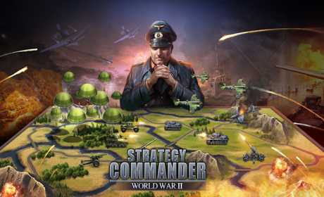 Download WW2: Strategy Commander Conquer Frontline 2 1 0 Apk